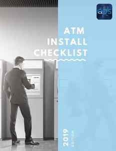 ATM Install Checklist 2019