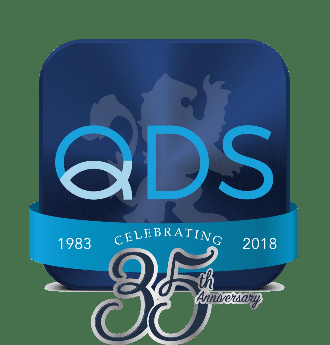 QDS 35 years